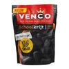 Venco Schoolkrijt zwart 255 gram